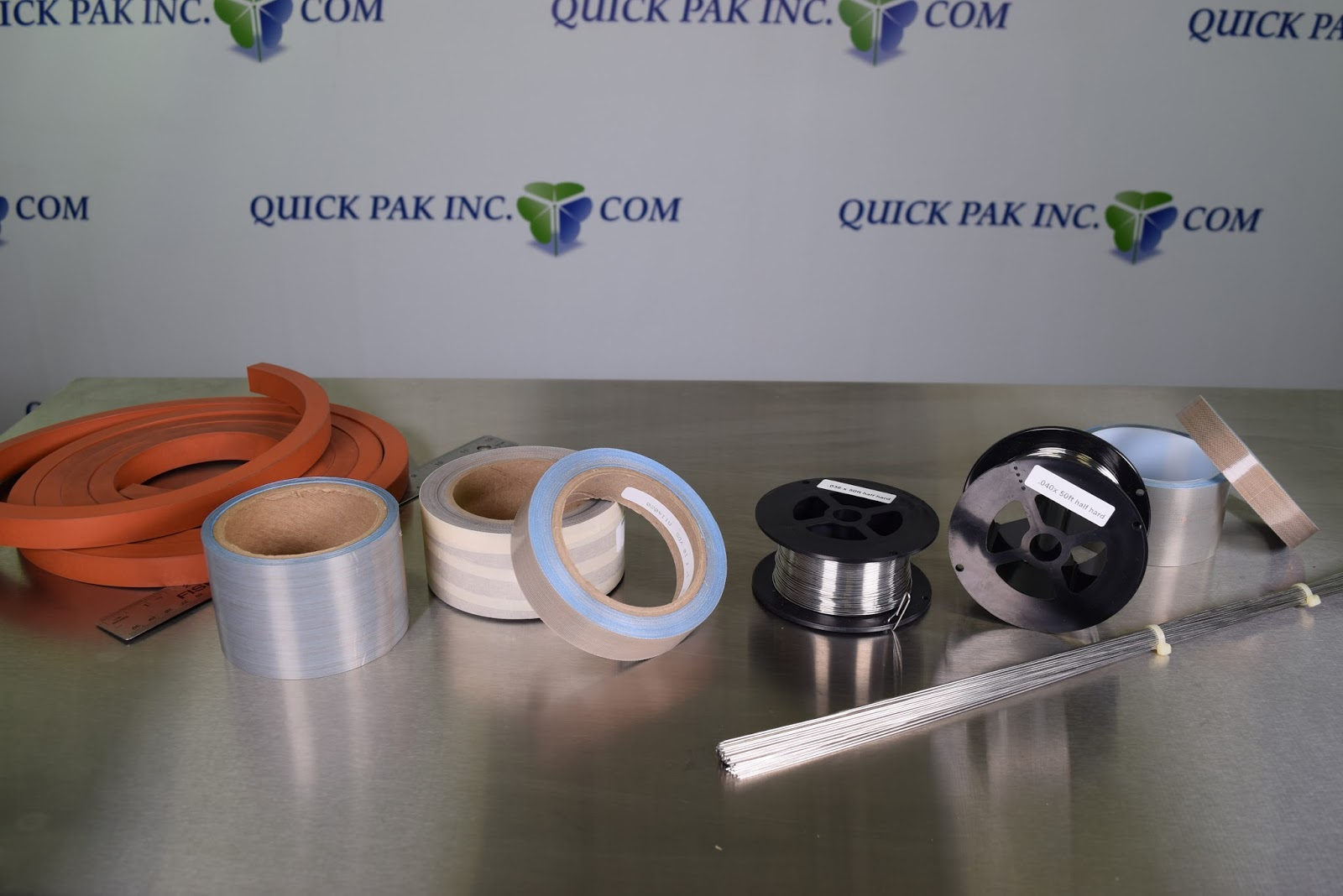 Nichrome Sealing Wire & Teflon PTFE Tape For Your Shrink Wrappers