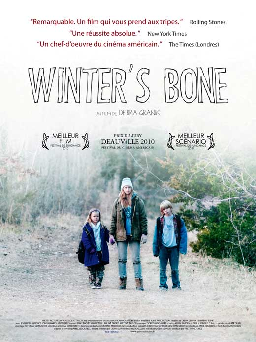 Winter's bone (Invierno profundo) (Lazos de sangre) (2011) Online