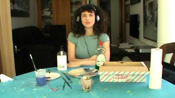 Vídeo. Cómo limpiar los pinceles.