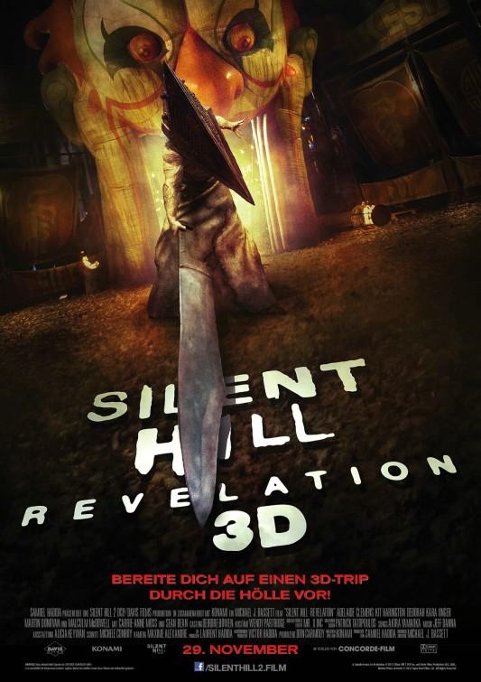 Terror En Silent Hill: La Revelación [2012] [Dvdrip] [Latino]