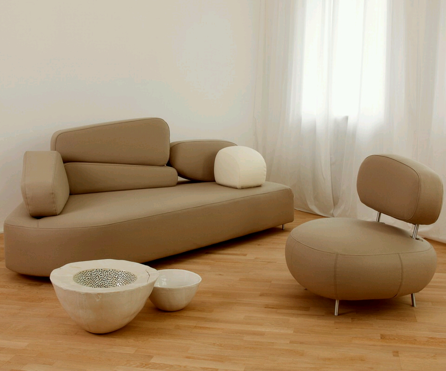 Beautiful modern sofa furniture designs an interior design Designer loveseats
