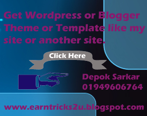 get wordpress or blogger theme /template as you want