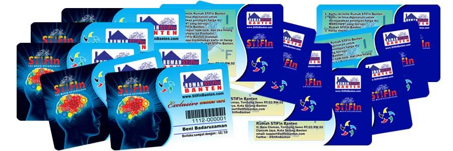 Rumah STIFIn Banten Card