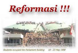peringatan reformasi di indonesia
