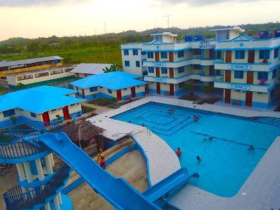Hoteles en las Peñas Esmeraldas Ecuador