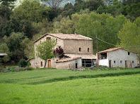 Aproximació fotogràfica a la masia de La Bauma