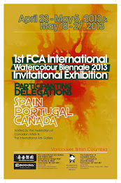 International Watercolor Biennale 2013 FCA: