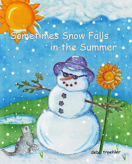 http://www.amazon.com/Sometimes-Snow-Falls-Summer-Troehler/dp/1481827197/ref=sr_1_2?ie=UTF8&qid=1384808746&sr=8-2&keywords=deb+troehler