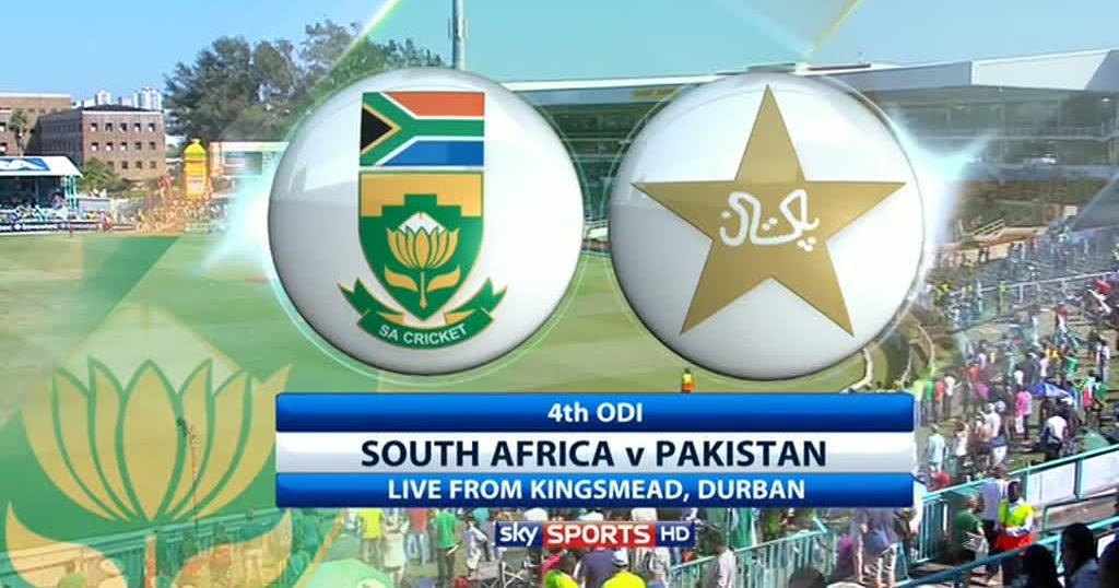 Sa Vs Pak 4th Odi 21 03 2013 Full Hd Complete Match All