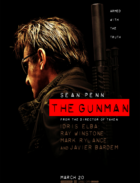 Sean Penn es The Gunman