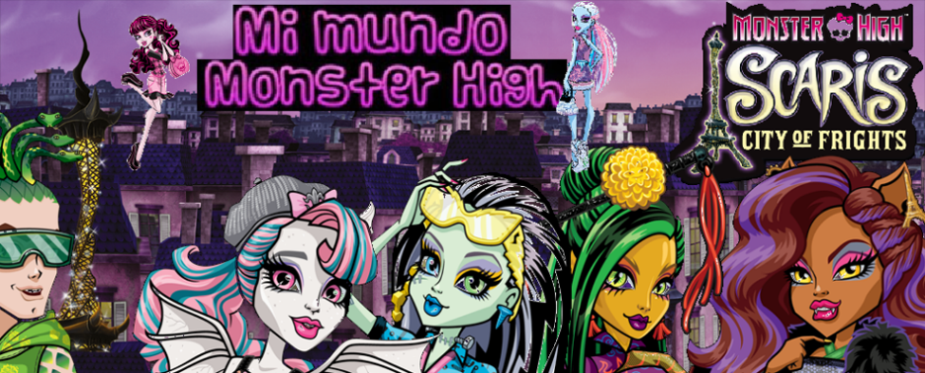 Mi mundo Monster High