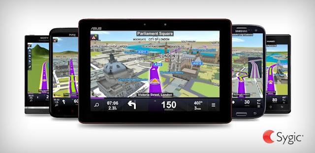 Sygic GPS Navigasyon v11.2.6 Android
