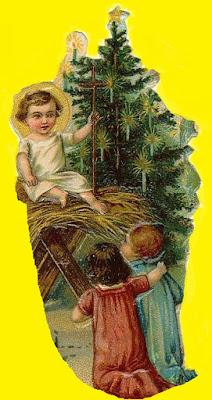 Legenda bradului de Crăciun | Poveste de Lucy Wheelock
