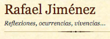 Blog Rafa Jimnez