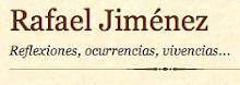 Blog Rafa Jiménez