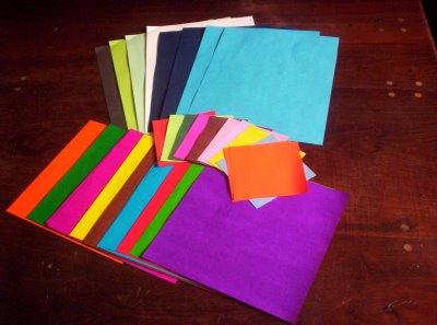 Tecnologia tipos de papel - Tipos de papel manualidades ...