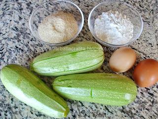 Dovlecei pane ingrediente reteta