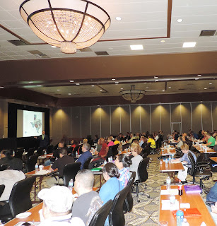 More than 300 people from the medical and criminal justice systems attended the CMIT Mental Health conference.