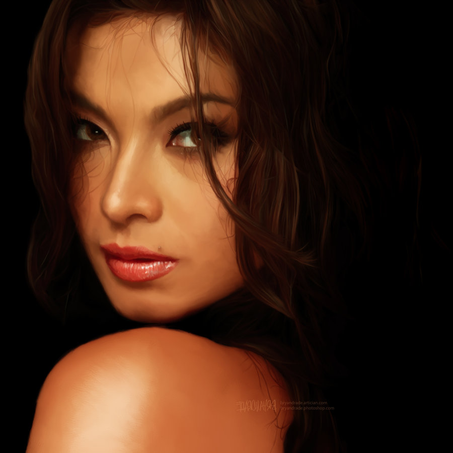 Angel Locsin Hot And Beautiful Women Of The World