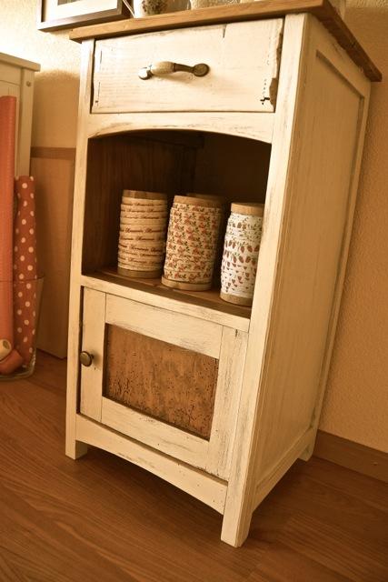 rosamine home shabby chic nachttisch. Black Bedroom Furniture Sets. Home Design Ideas