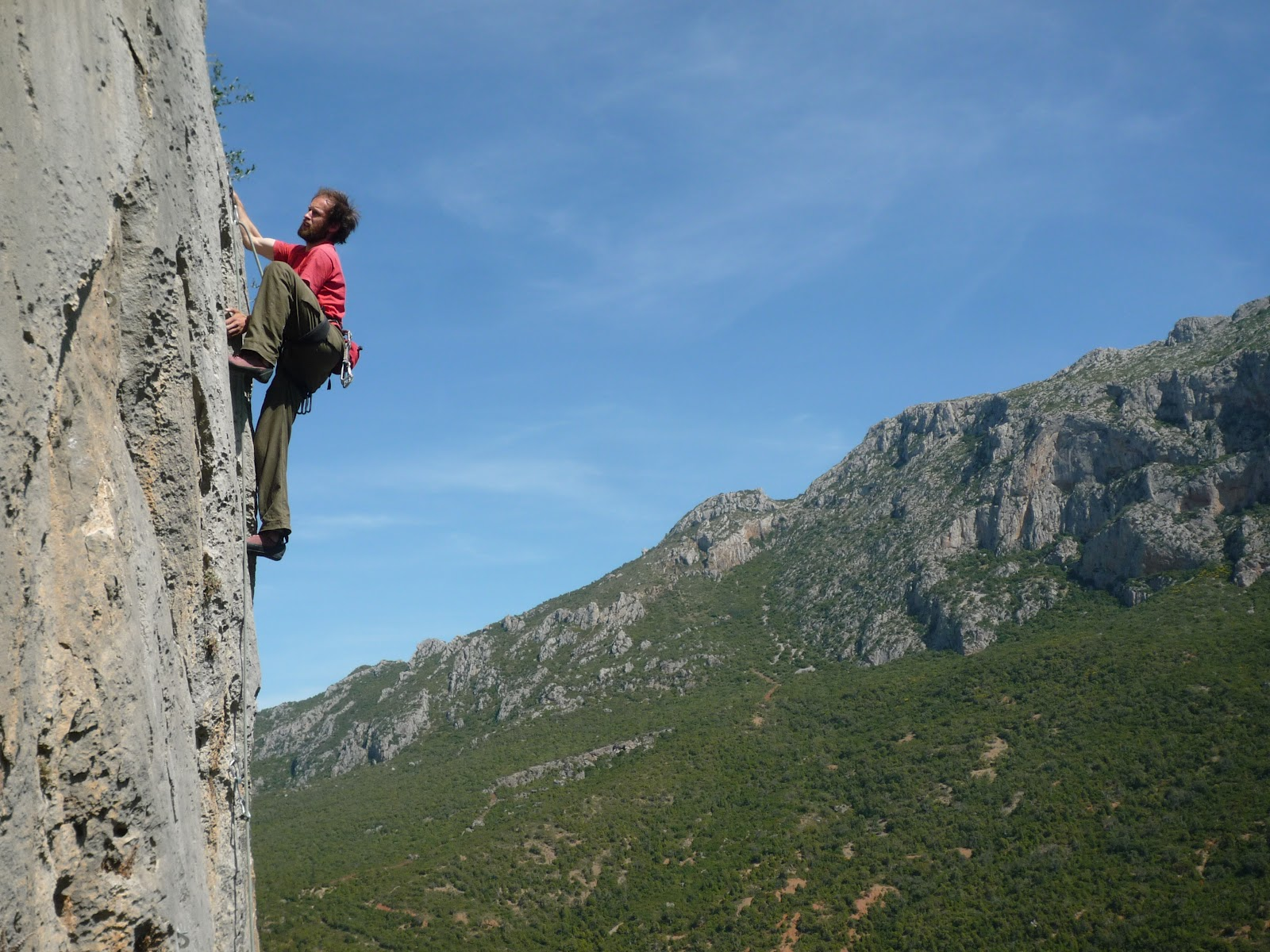 The Talassemtane Park: A new paradise for mountain climbing