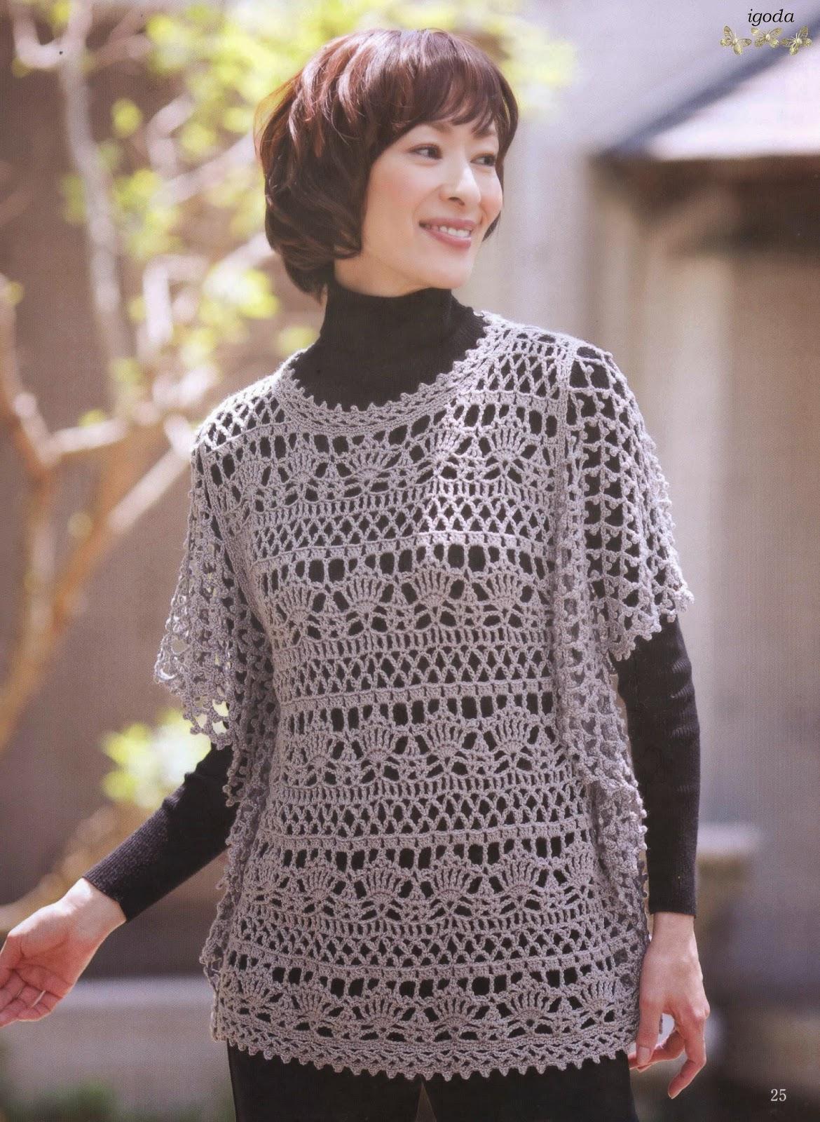 Коллекция изображений «Вяжем платья, туники» от пользователя Таня Зацепа 31
