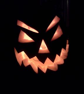pumpkin jackolantern