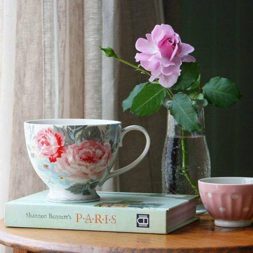 Una taza de té?