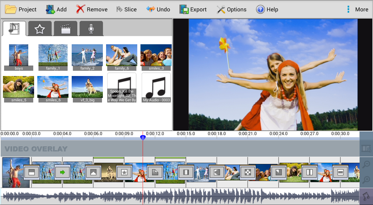 Nch videopad video editor professional 3.89
