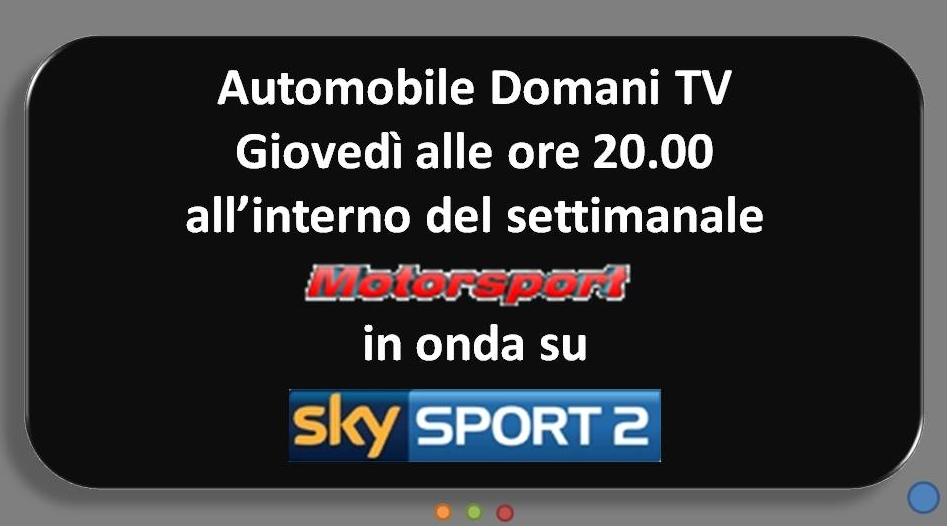 Automobile Domani TV