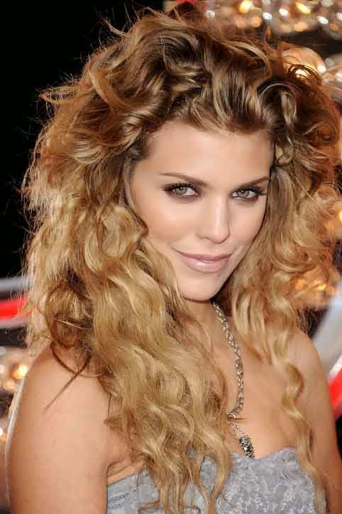 celebrity curly hairstyles  Haircuts  Hair Colors for 2012 Celebrity