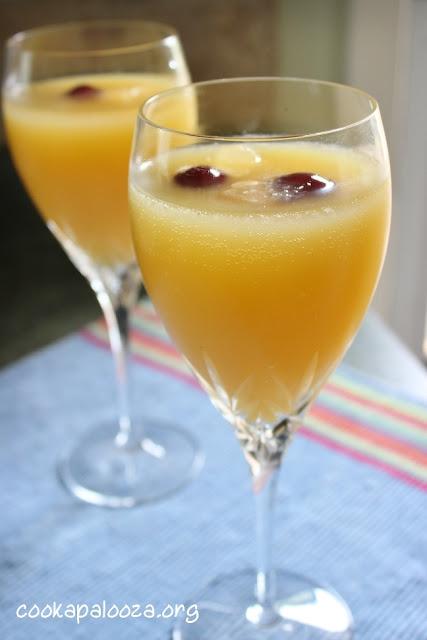 Breakfast Cocktail