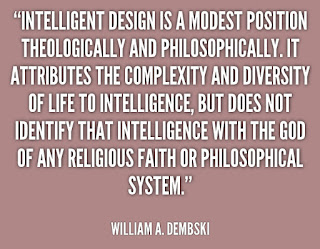 Evolution is a Lie - Intelligent Design is the Truth! Intelligent-god