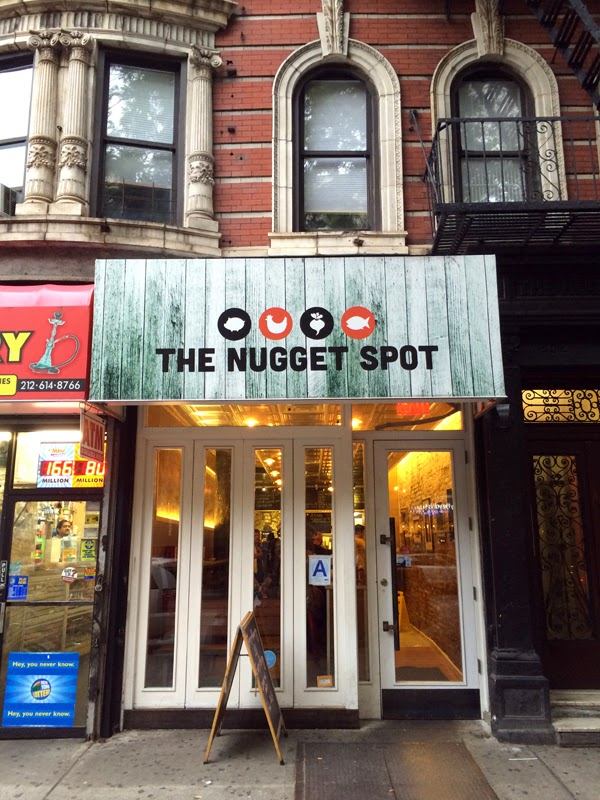 544. The Nugget Spot