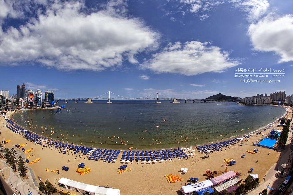 Bãi biển Gwangalli   광안리 해수욕장