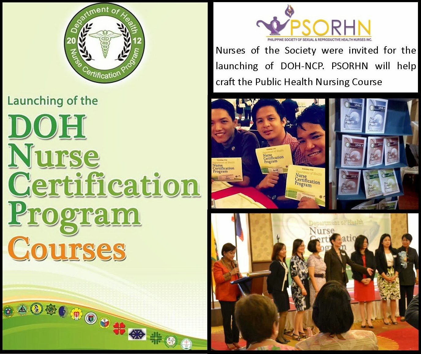 The Philippine Society Of Srh Nurses Inc Nurse Certification Program