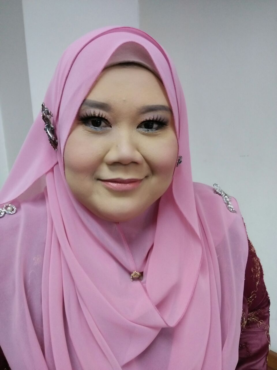 Yes...This is Aida Salleh :-)