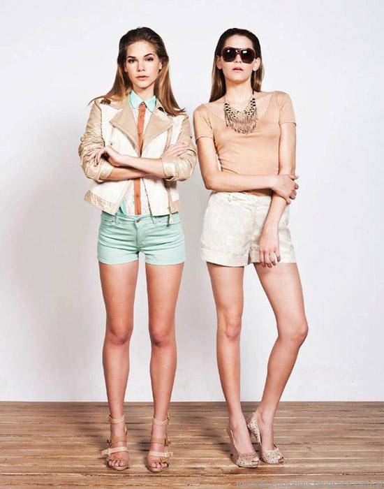 La Cofradía primavera verano 2014 shorts