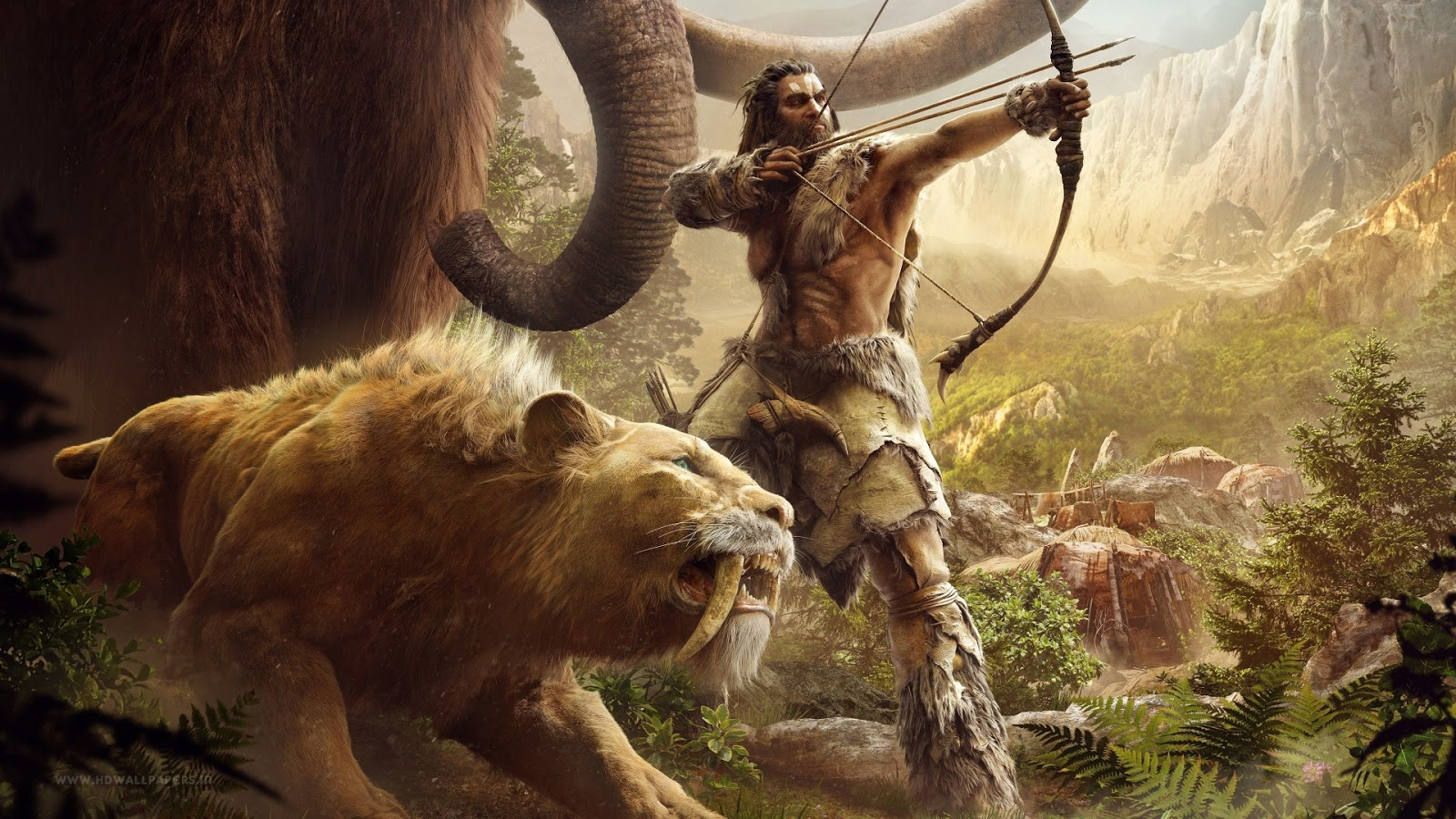 Far Cry primal Game Wallpaper HD for Android
