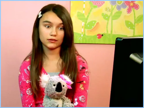 Kids React Fashion Rebecca Black Fashion Site 05jpg