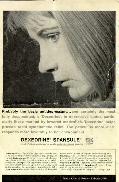 how to get prescribed dexedrine