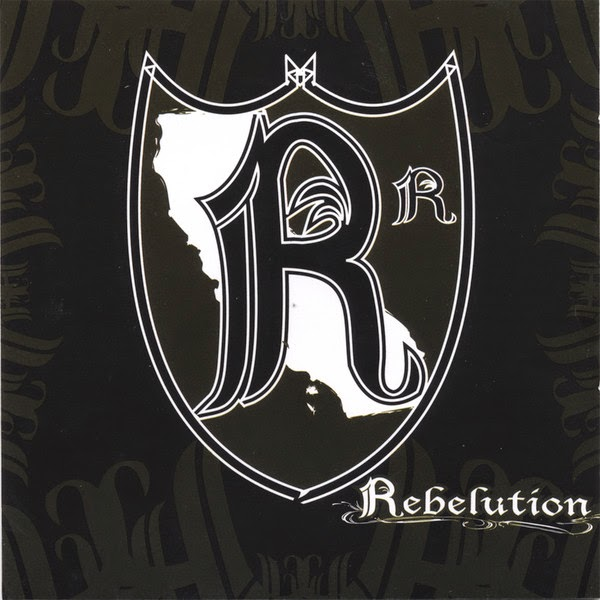 Rebelution - Rebelution - EP Cover