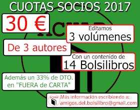 CUOTAS SOCIOS 2017