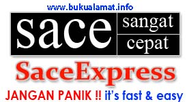 alamat kantor sace express