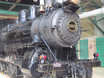 PA Railroad Museum