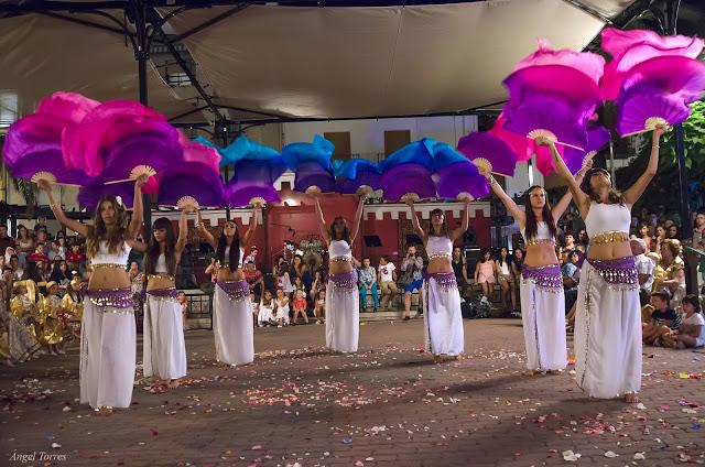 danza arabe fiestas realengas