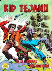 KID TEJANO Nº 024 1980