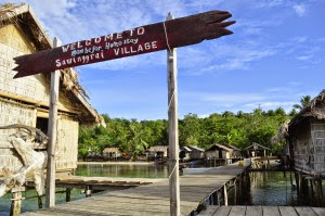 Welcome to Mambefor Homestay Raja Ampat