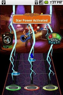 guitar hero android