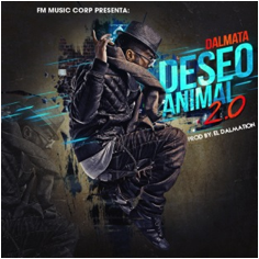 DÁLMATA-LANZA-DESEO-ANIMAL-2.0-REVELA-BEHIND-THE-SCENES- VIDEO